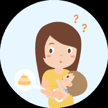 母乳寶寶一天要便幾次才算正常?顏色比較深是正常的嗎?