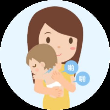 餵奶拍嗝,寶寶喝完奶一定要拍嗝嗎?都不打嗝怎麼辦?