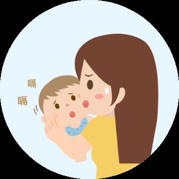 寶寶突然開始一直打嗝不停怎麼辦?該給水喝嗎?