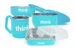 thinkbaby 不鏽鋼餐具組
